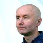 Irvine Welsh at the 2003 Edinburgh International Book Festival