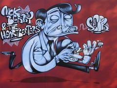 2013 Upfest Bristol - Graffiti Art by Graffiti Artist: Sepr (Andy_Hartley) Tags: uk england urban streetart art bristol graffiti mural graf wallart urbanart aerosol graffitiartist spraycan graffitiart nickberry sparypaint streatart upfest 2013 heartbeaters sepr urbanpaintfestival nickberrytheheartbeaters