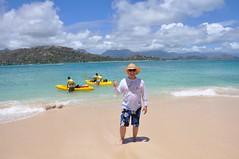Hang loose! (Great Salt Lake Images) Tags: me hawaii oahu kayaking mokuluaislands hiker56 windwardcoast mokunui