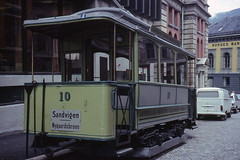 JHM-1977-1145 - Norvège, Bergen, ancien tramway (jhm0284) Tags: norvège norvege