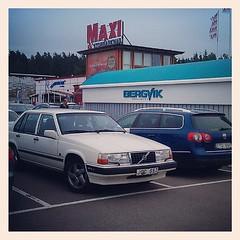 Shopping at Maxi (mischy_eva) Tags: sweden karlstad sverige maxi bergvik 2013 mischyeva instagram