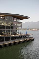 Vancouver Convention Center - LMN (2) (evan.chakroff) Tags: canada vancouver britishcolumbia da conventioncenter 2009 mcm lmnarchitects lmn vancouverconventioncenter evanchakroff vcec vancouverconventionexhibitioncenter chakroff