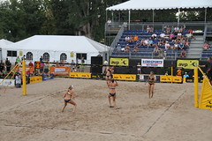 2013 AVP Salt Lake City Open - Pro Beach Volleyball (Utah Guy) Tags: male men beach sports female women beachvolleyball saltlakecity volleyball athlete avp libertypark dougwhite provolleyball dougwhiteimages cbssprots