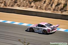 1976 Porsche 935 K3 (autoidiodyssey) Tags: california usa cars race vintage monterey porsche gto gt 1976 lagunaseca k3 935 imsa gtx gtu montereyhistorics aagt ransonwebster 2012rolexmontereymotorsportsreunion