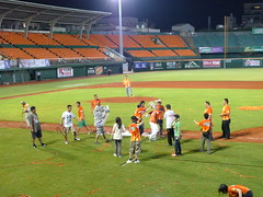 P1000823 (celeste_mer) Tags: 棒球 台南棒球場 2009年