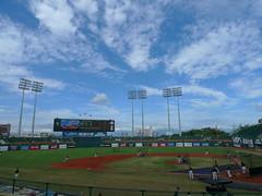 P1000683 (celeste_mer) Tags: 棒球 2009年 高雄棒球場