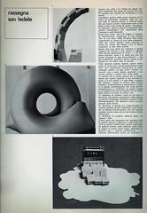 1970- ARTSTUDIO.ESTRATTO DELLA RIVISTA RM1 LA MAGLIERIA IN ITALIA