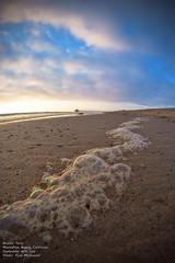 Bubble Party (RyDizy) Tags: ocean california blue love beach water skies manhattan bubbles manhattanbeach southbay manhattanpier