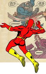 The Flash (| The Flash |) Tags: dc hurt comic captured hero superhero destroyed justiceleague injured theflash barryallen bigsir wallywest scarletspeedster speedforce fastestmanalive crimsoncomet
