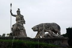 Villa d'Este (Tivoli/Italie) (PierreG_09) Tags: tivoli jardin este fontaine italie villadeste larometta