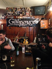 #277 of 365 (Alistair Chisholm) Tags: pub guitar gig band inverness themarketbar galipaygos