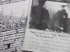 14th October 2013 (themostinept) Tags: print zines indiemusic cutandpaste fanzines photocopied 1980smusic musicfanzines
