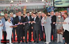 Inauguration de la Foire de Mulhouse 2011 (Furet Mulhousien) Tags: alsace spectacles innovations mulhouse furet jeux parcexpo alsacien expositions commercants foiredemulhouse salonsflash