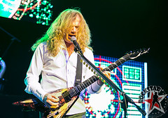 Megadeth - The Fillmore - Detroit, MI - Nov 27 2013