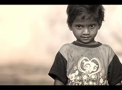 i am (goocoo) Tags: india beauty kids innocent tender