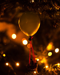 Waiting for Christmas (Lexandeer) Tags: christmas hot macro diy air baloon fantasy canon5d canon50mmf18 wating