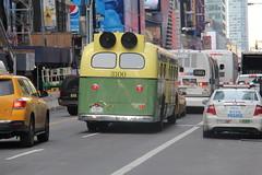IMG_4984 (GojiMet86) Tags: mta nyc new york city bus buses 1956 1998 tdh5106 t80206 rts 3100 5064 m42 42nd street 6th avenue
