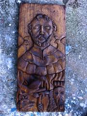 São Francisco (fabriciabarcelos) Tags: francisco decoração madeira são painel entalhe artesanatomineiro
