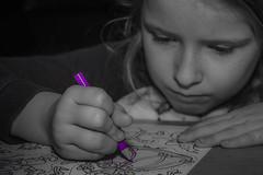 10/365 Purple (Suggsy69) Tags: nikon purple 365 day10 colouring selectivecolour colouringin 10365 365project d5100 3652014 365the2014edition 10012014
