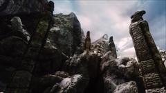 Towards Ironwind 10 (Kyerea) Tags: winter grim pics scenic gaming fantasy rpg tes enb theelderscrolls dragonborn skyrim tesv theelderscrollsvskyrim sighne dovahkiin