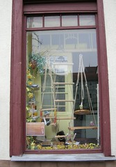 Ropemaker´s shop (:Linda:) Tags: shop germany toy town handmade rope thuringia swingset shopwindow schaukel hildburghausen ropemaker