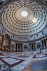 Pantheon Rome. Sony a900, 16mm fisheye, lightroom 4 (jinxsi1960) Tags: 16mmfisheye lightroom4 pantheonromesonya900