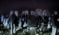 Picture 1870 (matthewdonohue) Tags: england monument festival night unitedkingdom stonehenge moors bluestone druids sarson longestday summersolstace