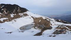 IMG_2707 (Partha) Tags: winter lake snow trekking march weekend delhi hike february himalaya mandi himachal pradesh himachalpradesh prashar prasharlake