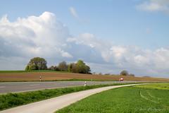 Ebersberg im Frühling