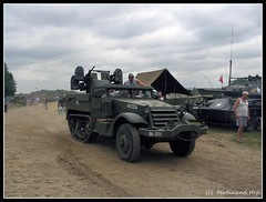Carriage Motor Multiple Gun M 17_Beltring 2006_England (ferdahejl) Tags: england museum army war tank military 2006 armour armoured wehicle beltring2006 wwiibeltring carriagemotormultiplegunm17
