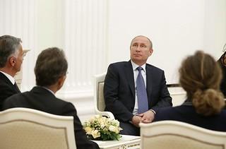 普京宣布从俄乌边境撤兵