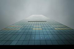 Skyward (Bernard M. Piette) Tags: skyscraper nikon bruxelles sciencefiction launchpad tourdumidi d300s creativeartphotography