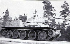 """T-34 Flamethrower tank • <a style=""""font-size:0.8em;"""" href=""""http://www.flickr.com/photos/81723459@N04/14146237351/"""" target=""""_blank"""">View on Flickr</a>"""