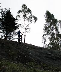 The overlook chute