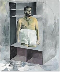 Kippenberger, Martin (1953-1997) - 1988 Untitled (Christie's New York, 2014)