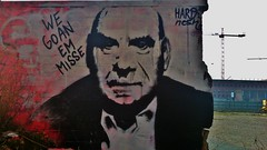 HardNesh/BaDAs / DOK - 23 jan 2015 (Ferdinand 'Ferre' Feys) Tags: streetart gent belgium graffiti termont stencil hardnesh graffitiart artdelarue graff urbanart belgique belgië ghent gand urbanarte arteurbano ferdinandfeys