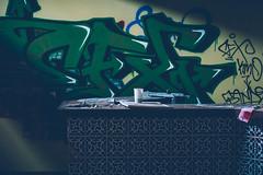 Blub (Simson_Petrol) Tags: urban berlin abandoned pool swimming 35mm germany graffiti xpro fuji decay tag places gritty x dirty oldschool retro dirt pro fujifilm pushed filth exploration destroyed fujinon edit waterpark urbex xseries urbexing xpro1 vsco xtrans vscofilm