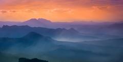 Foggy landscape from San Marino (Jacopo Cambi) Tags: fog valmarecchia sanmarino landscape nebbia wow