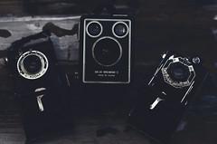 Vintage Camera (InOurEyes24) Tags: camera photoshop vintage photography 50mm nikon exposure snapshot retro vintagecamera capture lightroom 50mmlens 50for50 50mmchallenge nikond7000