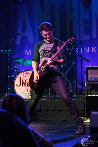 Jacob Martin Band - May 20, 2016 - Hard Rock Hotel & Casino Sioux City