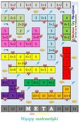 Gra planszowa Wyspy matematyki (Basiowe Gry Planszowe) Tags: gra ryby matematyka odzie wyspy planszowa plansza gryplanszowe