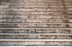 FE #7 (MaraFemia) Tags: street old city pink urban italy texture architecture stairs pattern horizon atmosphere ferrara marble