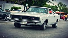 Charger R/T (True Mendez Foto (aka Darkhorse68)) Tags: canon classiccar dodge 1968 mopar rt charger carshow musclecar 40d manuelmendez truemendezfoto