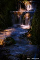 Wasserfall / Waterfall (R.O. - Fotografie) Tags: nature water lumix waterfall wasser long exposure wasserfall outdoor natur bad panasonic filter nd fz 1000 dmc langzeitbelichtung driburg geflle fz1000 ndfilter1000 dmcfz1000