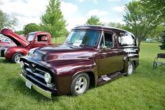 BratFest_CCK_01_DSC_0640 (Nomad Joe) Tags: usa ford 1955 truck madison wi carshow bratfest alliantenergycenter paneldelivery carscuringkids