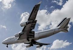 (Rosealyn Jackson) Tags: airplane aviation spotting airfrance yyz pearsonairport aviationphotography