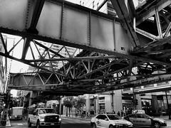 Oh 'ell (CobbydaleInCanada) Tags: chicago loop l elevatedtrain