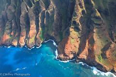 The Na Pali Coast from above (OJeffrey Photography) Tags: hawaii nikon aerialview aerial helicopter kauai d800 napalicoast hawaiiislands jeffowens ojeffrey ojeffreyphotography