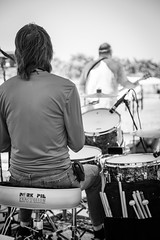 7P7A7932 (Mark Ritter) Tags: drums guitar band bnw murrieta soop relayforlifebass