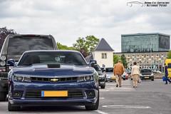 Chevrolet Camaro (Alexandre Prvot) Tags: auto cars car sport automobile european parking transport automotive voiture route exotic luxembourg lux supercar luxe berline exotics supercars ges dplacement worldcars grandestsupercars
